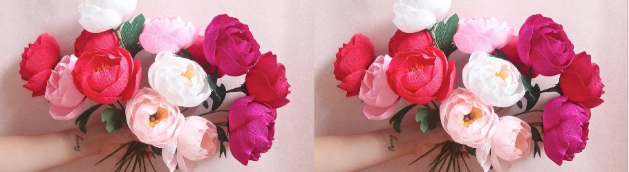 Crepe paper flower workshop simple peonies with miss petal bloom crepe paper flower workshop simple peonies with miss petal bloom oct 28th peatix mightylinksfo