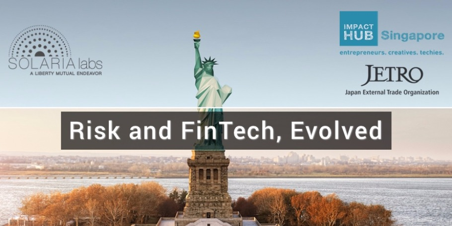 Risk and FinTech, Evolved | Peatix