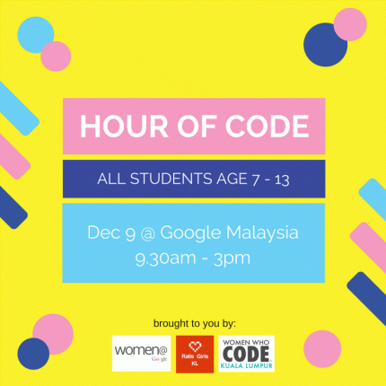 Hour Of Code Event Peatix