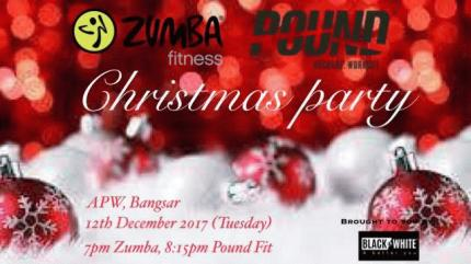 Zumba Christmas Party Images.Black And White Christmas Party Peatix